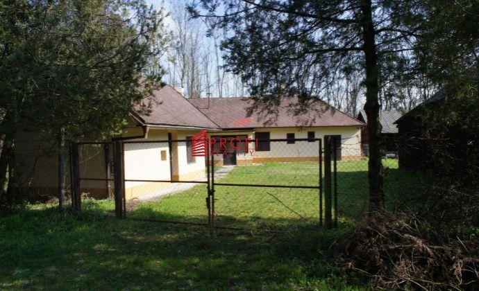 Vidiecky dom s veľkým pozemkom na PREDAJ