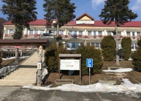 Rekreačné stredisko v Slovenskom raji v obci  Dedinky