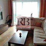 Zariadený 2-izbový byt 54,71 m² v Ružinove - Rovníková