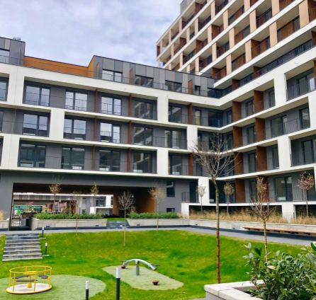 STARBROKERS - predaj 1-izbový slnečný byt s balkónom v novostavbe Slnečnice