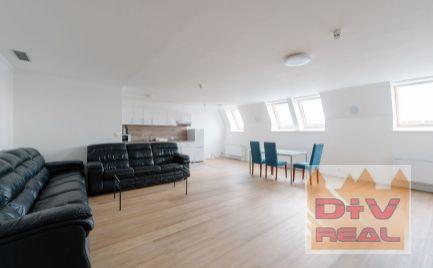 Prenájom: 4 izbový byt, Gorkého ulica, Bratislava I, Staré Mesto, čiastočne zariadený, pri SND