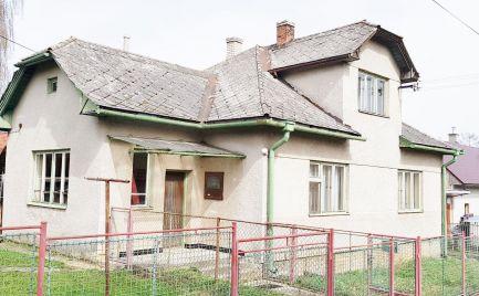 Rodinný dom  v lokalite Martin - Rakovo, pozemok 569 m2