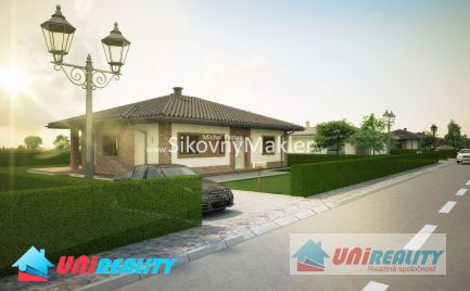 DOM NA KĽÚČ - Postavíme vám dom na vašom pozemku