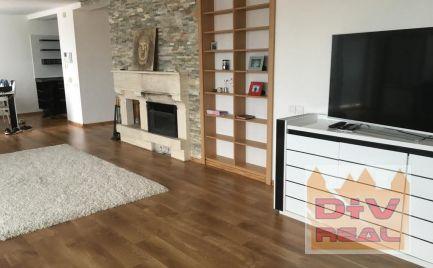 Prenájom: 8 izbový rodinný dom, Ôsma ulica, Bratislava III, Koliba, zariadený, parkovanie, sauna