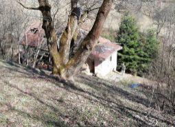 Veľký pozemok nad Breznom