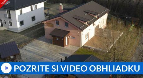 EXKLUZÍVNE 8 izbový dvojdom (250m2) na bývanie a ubytovanie (chata)