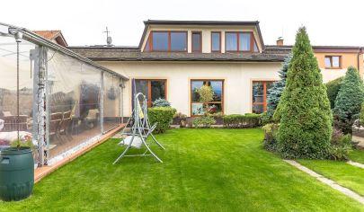 Rodinný dom s peknou záhradou Sp. Nová Ves