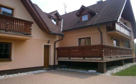 Predaj rodinnej vily s penziónom v Tatrách