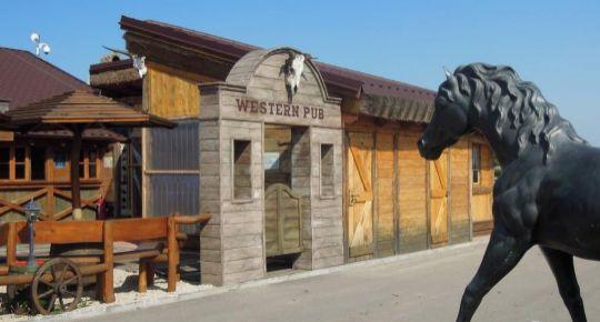 Nový RANČ s westernovým mestečkom iba 25 km od Bratislavy