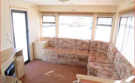 AKCIA - zateplený mobilný dom vhodný na celoročné bývanie, kompletne zariadený 41 m2