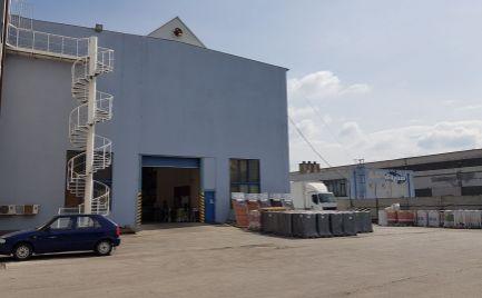 Skladový priestor na prenájom, 648 m2, Pestovateľská ul.