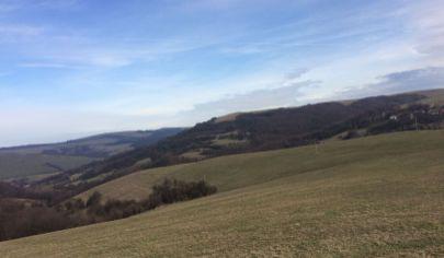 Pozemky 2100 m2, Brestovec, okes Myjava