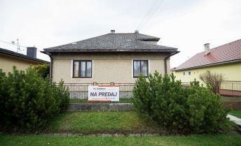 Rodinný dom v obci  Liptovská Kokava