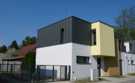 Novostavba rodinného domu - moderný dizajn