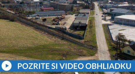 EXKLUZÍVNE Lukratívny pozemok v priemyselnej zóne na Mokradi