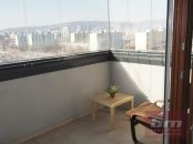 Prenájom luxusného 2 - izb. bytu s terasou, krbom a garážou na Astrovej ul.