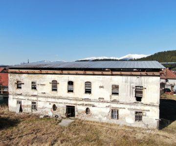Forgáčovská kúria na predaj v obci Podtúreň - Liptovský Mikuláš