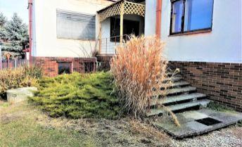 na predaj nadštandardný rodinný dom v obci Kamenica nad Hronom