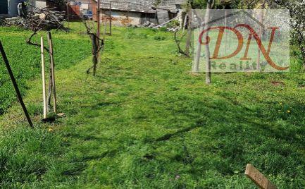 Na predaj pozemok v obci Jarok /2000m2 / možnosť parcelovania