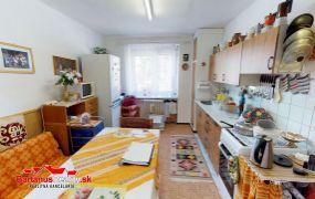 Exkluzívne IBA U NÁS na predaj 2+1 izbový byt v Trenčíne na Sihoti ul.Hurbanova