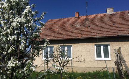 Rodinný dom v okrajovej časti Vrbového