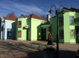 Galanta, Shoping City: Predaj nebyt.priestoru 80m2_Kancel.obchod, služby, rýchle občerstv.