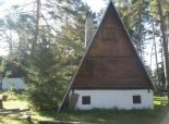 Chata vo vyhľadávanej chatovej oblasti na Záhorí, Tomky