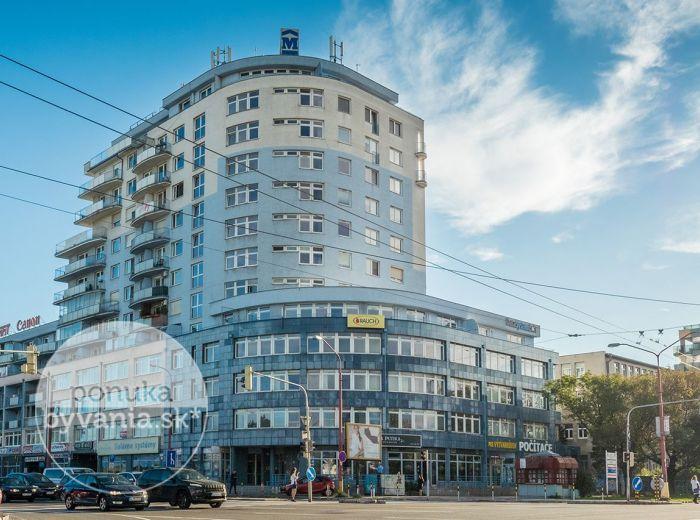 PREDANÉ - TOMÁŠIKOVA, kancelársky priestor, 156 m2 – svetlý, alarm, KLIMATIZÁCIA, nákladný výťah, TOP LOKALITA