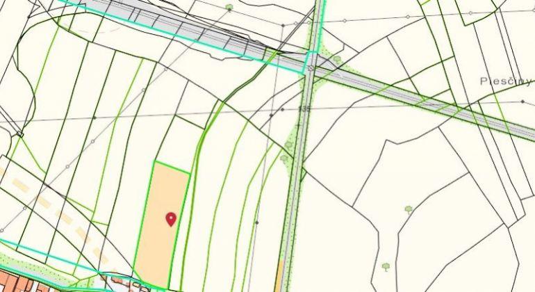 Pozemok na Slovnaftskej ceste