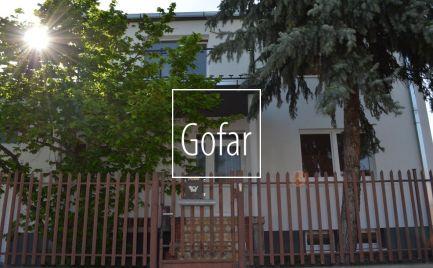 Priestranný rodinný dom s garážou v tichej lokalite v Orechovej Potôni, iba 35 km od Bratislavy