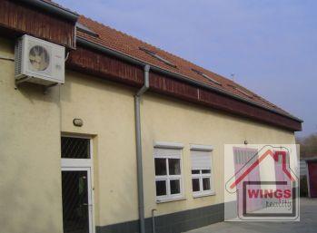 Sereď - komerčné priestory na predaj, Cukrovarská ul.