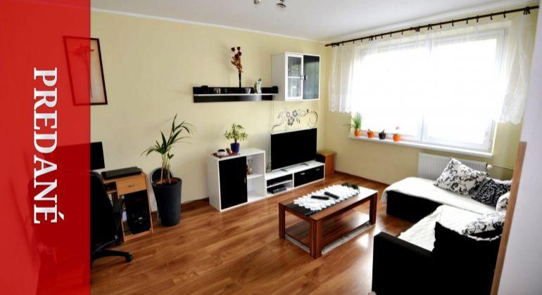 PREDANÉ: Predaj pekného 2i bytu na sídlisku Vlčince - T. Vansovej