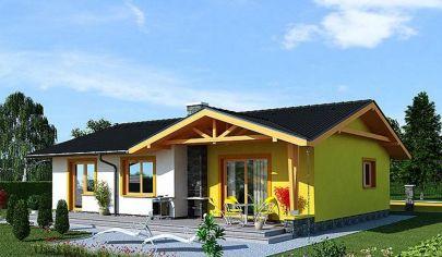 NIZKOENERGETICKÝ 3 izbový dom, úžitková plocha 85 m2, okr. Topoľčany