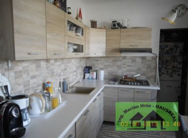 Predaj 2 izb.bytu prerobeného na 3 izbový-REZERVOVANÝ