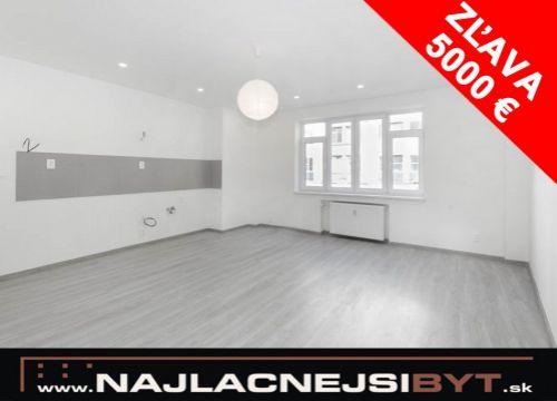 Najlacnejsibyt.sk: BA I - Záhradnícka., 3i, 88,32 m2, nové kompletná luxusná rekonštrukcia ZĽAVA 5.000,-€ z pôvodnej ceny