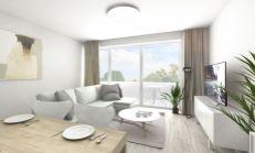 PREDAJ - 3i byt v projekte Capitis na Sihoti v Trenčíne (v predaji všetky byty)