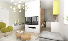 PREDAJ - 4i byt v projekte Capitis na Sihoti v Trenčíne (v predaji všetky byty)