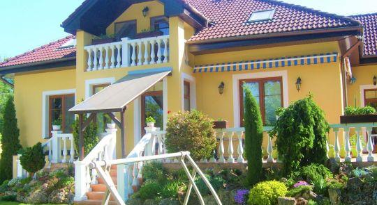 Ponúkame Vám na predaj zariadený luxusný rodinný dom, Číž