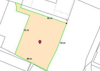 Pozemok na priemyselnú výrobu blízko centra mesta na predaj, 2274 m² - Nitra