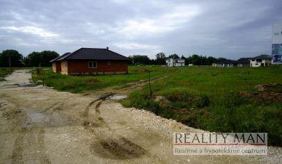 SPA REZORT 1. etapa – stavebný pozemok pri kúpeľoch 1137 m2 - Banka,  Piešťany