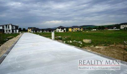 REALITY MAN - SPA rezort - 2. etapa - stavebný pozemok 491 m2 - Kúpele Piešťany, Banka