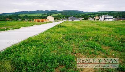 REALITY MAN - SPA rezort - 2. etapa - stavebný pozemok 458 m2 - Kúpele Piešťany, Banka