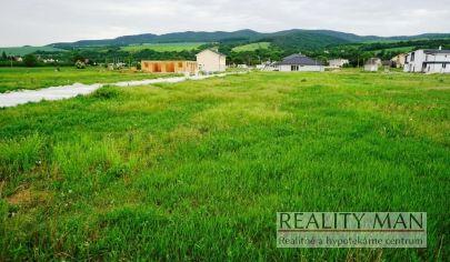 REALITY MAN - SPA rezort - 2. etapa - stavebný pozemok 496 m2 - Kúpele Piešťany, Banka