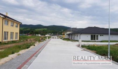 REALITY MAN - SPA rezort - 2. etapa - stavebný pozemok 483 m2 - Kúpele Piešťany, Banka