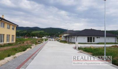 REALITY MAN - SPA rezort - 2. etapa - stavebný pozemok 573 m2 - Kúpele Piešťany, Banka