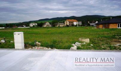 REALITY MAN - SPA rezort - 2. etapa - stavebný pozemok 625 m2 - Kúpele Piešťany, Banka