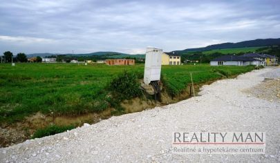 REALITY MAN - SPA rezort - 2. etapa - stavebný pozemok 470 m2 - Kúpele Piešťany, Banka
