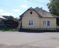 Predaj, 3-izbový rodinný dom s menším pozemkom