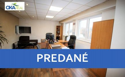 Na predaj polyfunkčná budova v Dlhej nad Oravou