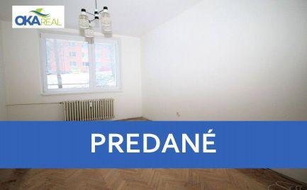 EXKLUZÍVNE Znížená cena 3 izbový byt 64m2 v Dolnom Kubíne